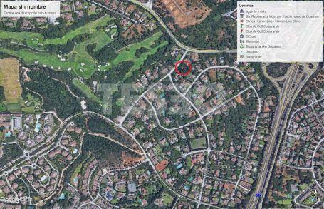 Plot for Sale in the C zone in Sotogrande Alto