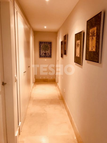 Apartment for rent in Ribera de la Tenca, Sotogrande