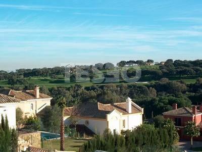Plot with dramatic views of the Almenara Golf Course and San Roque Golf Club 2.