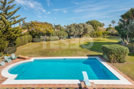 Andalucian Style in Sotogrande Costa