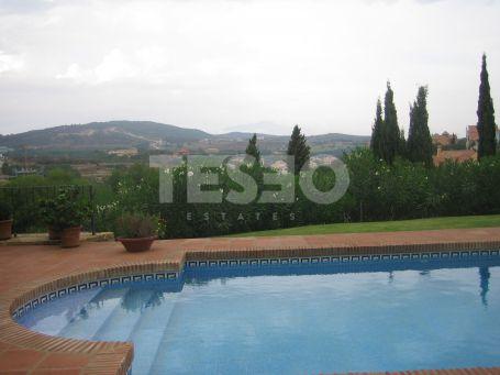Spacious Villa with great views of Almenara Golf course
