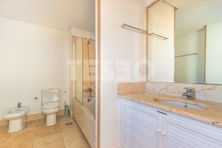 UNFURNISHED duplex semi penthouse for Rent in 'El Polo' Urbanization