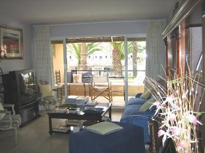 Apartamento con vistas al club de playa el Octogono en venta
