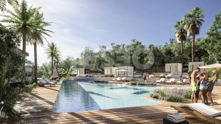 Exclusive community of luxury apartments, and penthouses in the heart of Sotogrande. Works to start in the first quarter of 2020.