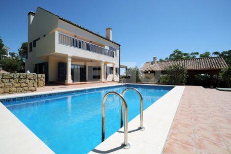 A beautiful villa in La Reserva Sotogrande.