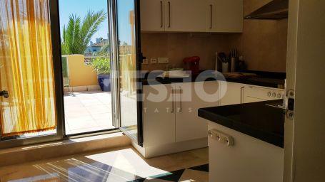 Apartment for rent in Ribera del Dragoncillo, Sotogrande