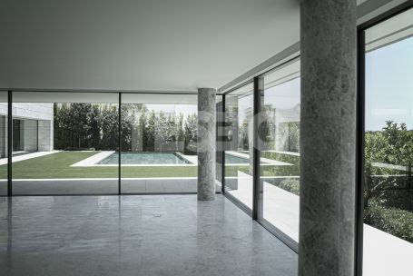 A new way of life, Villa Logika (signed by ARK studio). Views, Space and Exclusivity