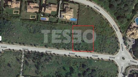 Flat Plot for sale in the L area, at La Reserva of Sotogrande
