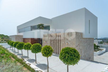 Beautiful Contemporary villa - Green Island – for sale in La Reserva de Sotogrande