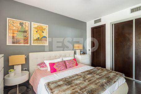 Bajo de dos dormitorios en venta en Paseo del Mar