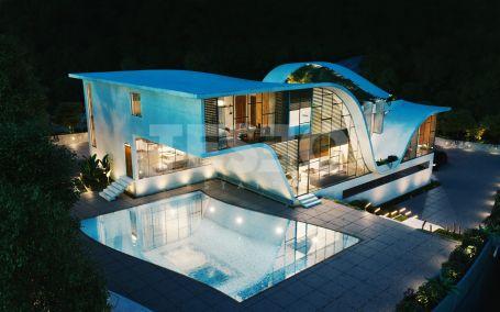 Villa Caricias, project for sale in La Reserva de Sotogrande