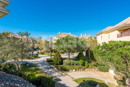 Bright and Spacious Duplex penthouse situated in the most luxurious residential development of Sotogrande named Valgrande