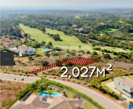 Plot for sale in La Reserva, Sotogrande