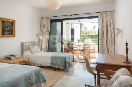 Ground Floor Apartment for sale in El Polo de Sotogrande, Sotogrande