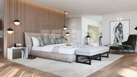 Spectacular modern villa with panoramic views
