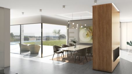 Contemporary Style project in a quite Cul de Sac and at walking distante from SIS