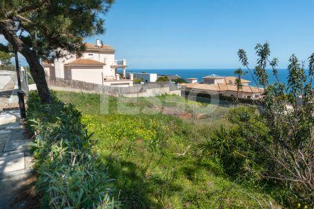 New luxury villa for sale is located in La Paloma, Manilva