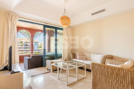Nice apartment to rent in the center of Sotogrande Marina