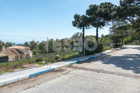 Plot for sale in La Paloma, Manilva