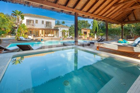 Villa for sale in Zona C, Sotogrande