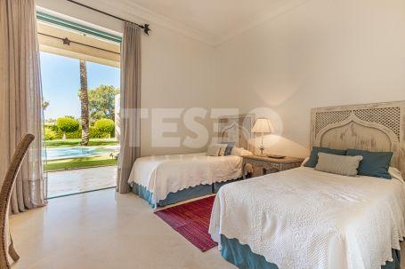 Beautiful Mediterranean Style Villa designed by Valentín de Madariaga, in Kings and Queens, Sotogrande costa