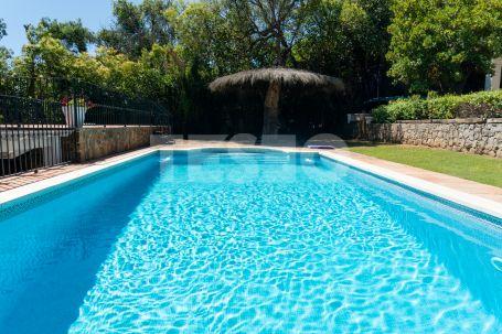 Villa familiar ubicada en la zona C de Sotogrande.