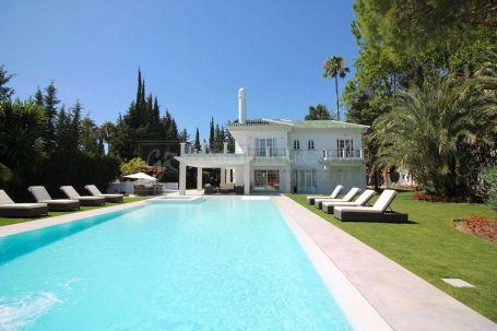 Outstanding villa in excellent location