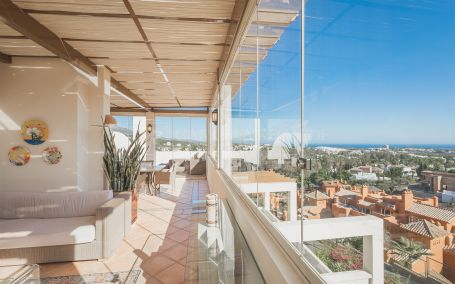 Exquisite Duplex Penthouse with Breathtaking Views