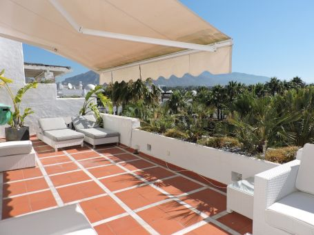 Stunning Duplex Penthouse in La Alcazaba