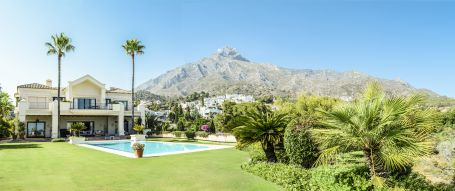 Gorgeous villa with panoramic views in the Golden Mile