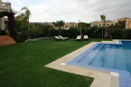 Charming townhouse in Upper Sotogrande