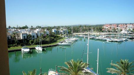 Mooring for sale on the Marina, Isla de la Vela