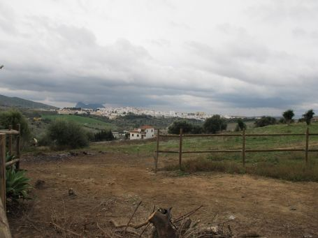Country property with view of San Roque and Gibraltar