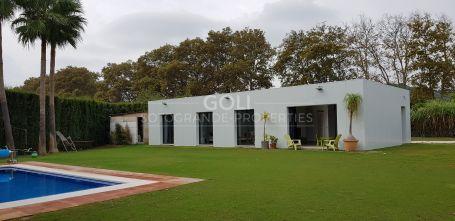 Excepcional Casa de Campo