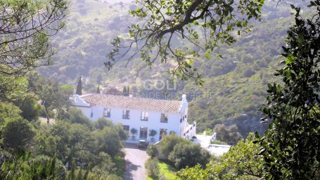 Countryside villa in Casares