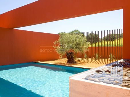 Architectural masterpiece designed by renowned Mexican architect