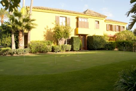 Fantastic villa with nice views