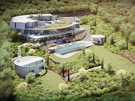 Contemporary villa in La Reserva de Sotogrande
