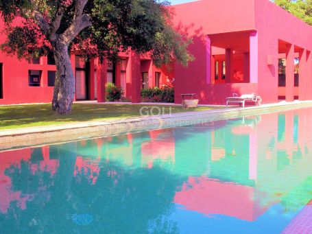 A Zone - Magnificent and unique modern style villa