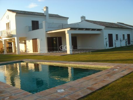 Villa with fantastic views of the Mediterranean sea