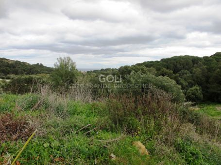 Excellent location, frontline Golf plot at Almenara