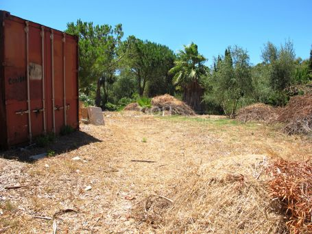 Plot for sale near Almenara Golf Course