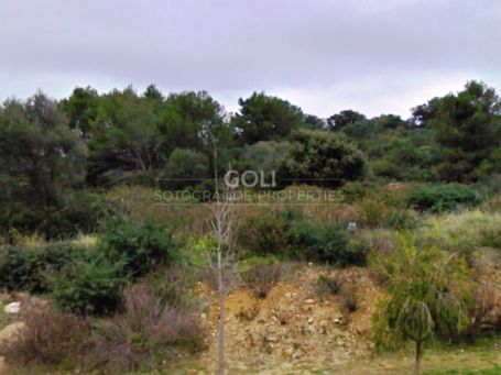 Well situated plot close to Sotogrande International School