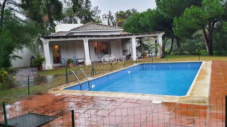 Forest house in Lower Sotogrande