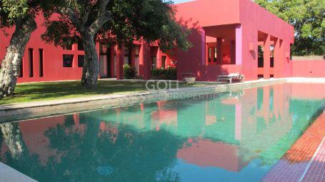 Modern style holiday villa