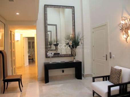 Magnificent duplex penthouse in sought after development