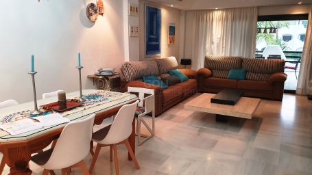 Spacious apartment in El Polo de Sotogrande
