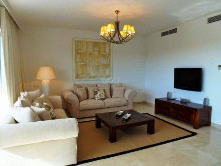 Modern duplex penthouse