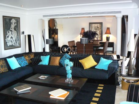 Superbly decorated apartment
