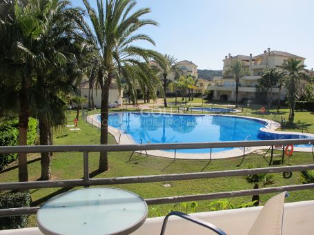 Comfortable property in San Roque Golf Resort